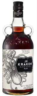 The Kraken Rum Black Spiced 1.00l